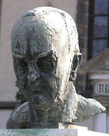 Бюст Болеслава Вомачки на пражском Вышеграде, Фото: Matěj Baťha, CC BY-SA 3.0