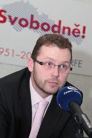 Michal Stehlík (Foto: Martin Kutil, Archiv des Tschechischen Rundfunks)
