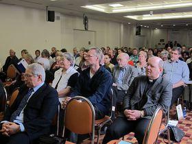 Konferenz der Ackermann-Gemeinde (Foto: Martina Schneibergová)