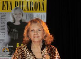 Eva Pilarová, photo: CTK