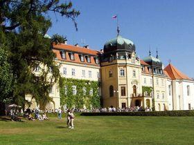 El palacio presidencial de Lány, foto: Ladislav Bába, ČRo