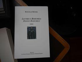 'Lettres à Bohumila', photo: Magdalena Hrozínková