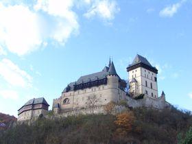 Königsburg Karlstein (Foto: Archiv Radio Prag)