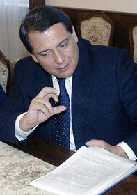 Primer ministro, Jirí Paroubek (Foto: CTK)