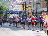 Le marathon de Prague, photo: Štěpánka Budková