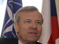 NATO's Secretary General Jaap de Hoop Scheffer, photo: CTK