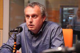 Tomáš Pojar, foto: Jana Přinosilová, ČRo