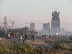 Lusaka, Zambia, photo: Krzysztof Błażyca, CC BY 3.0