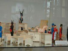 Les jouets de Jiří Drhovský, photo: Jihočeské muzeum v Českých Budějovicích