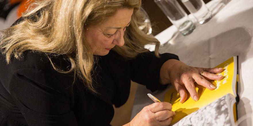 "Ivanka Lefeuvre, photo: Archive of the project ""Ženy v disentu"" / Academia"
