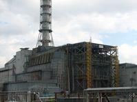 Chernobyl nuclear reactor, photo: Štěpánka Budková