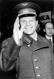 Yuri Alexeyevich Gagarin, photo: Public Domain