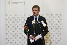 Tomáš Petříček, foto: ČTK/Michal Kamaryt