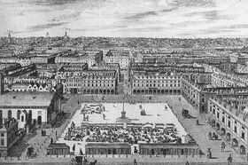 London in the 18th century