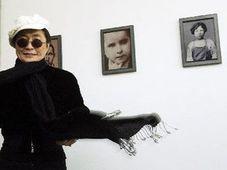 Иоко Оно в Праге (Фото: ЧТК)