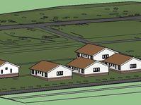 La visualisation du prison sans barreaux à Jiřice, photo: Archives de Vězeňská služba ČR