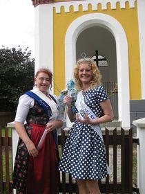 Andrea Herzog und Lucie Hájková (Foto: Martina Schneibergová)