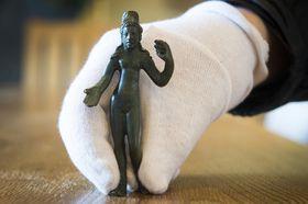 Античная Венера попала в руки археологов, фото: ЧТК