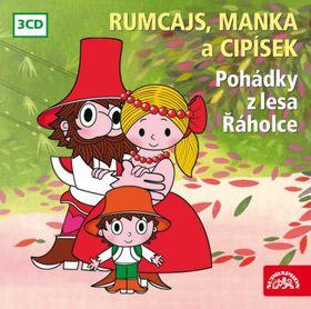 El bandolero Rumcajs y su familia, foto: Supraphon