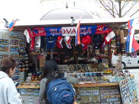 Bratislava, foto: Klára Stejskalová