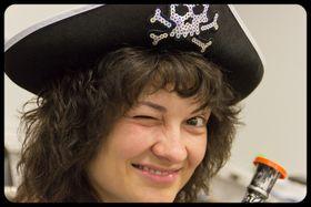 Ich gehe als Pirat - jdu za piráta (Foto: Andrej Zscharkewitsch, Pixabay / CC0)