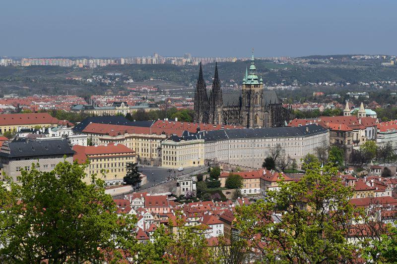 El Castillo de Praga, foto: Ondřej Tomšů