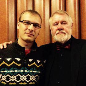 Владимир Шпиталев и Яромир Штетина (Фото: архив Владимира Шпиталева)