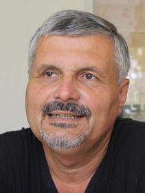 Директор мемориала «Лидице» Милоуш Червенцл