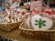 Galletas de jengibre navideñas, foto: Ondřej Tomšů / Gingerbread Museum Prague
