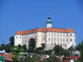 Castillo de Mikulov, foto: Barbora Kmentová