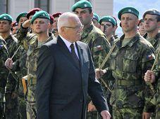 President Václav Klaus, photo: CTK
