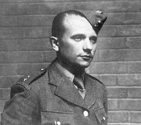 Jozef Gabčík, foto: ČTK
