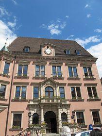 Rathaus in Kaufbeuren (Foto: Martina Schneibergová)