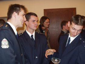 Radek Svatos (por la derecha), foto: Zdenek Valis