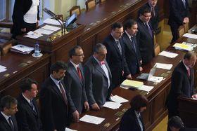 El Gobierno checo, foto: Archivo del Gobierno checo
