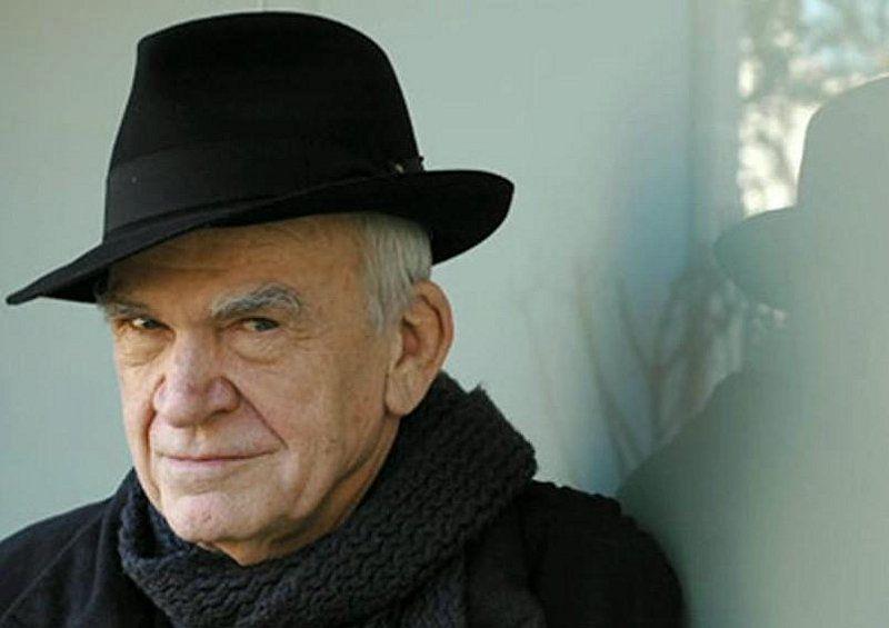 Milan Kundera, foto: ČT24