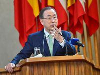 Ban Ki-moon a effectué une visite en République tchèque, photo: ČTK
