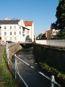 Kamenice river, photo: Jitka Erbenová, CC BY-SA 3.0 Unported