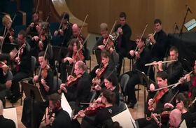 Galilee Chamber Orchestra (Foto: YouTube Kanal von Polyphony Conservatory)
