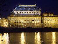 Národní divadlo v Praze, foto: www.czechtourism.cz