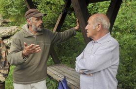 Mojmir Vlasin y Jan Stráský, foto: ČTK