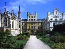 Palacio de Lednice (Foto: www.czechtourism.cz)