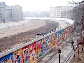 Berliner Mauer (Foto: Noir, Wikimedia Commons, CC BY-SA 3.0)