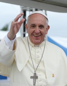Le pape François, photo : Korea.net, CC BY-SA 2.0