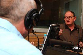 Петр Новачек, фото: Матей Палка, Чешское радио