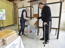 Las elecciones europeas, foto: ČTK / Dalibor Glück