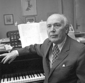 Compositor Václav Trojan (Foto: CTK)