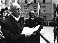 Edvard Beneš, foto: APF ČRo