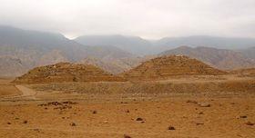 Perú, Caral,  foto: public domain