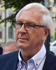 Jiří Drahoš, foto:  Jindřich Nosek CC BY-SA 4.0